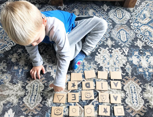 3 Steps To Best Communicate With Your 3-Year Old (using coaching moments on the floor)